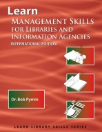 Learn Management Skills for Libraries and Information Agencies