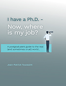 I have a Ph.D. Now where is my job?